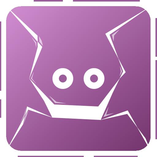 休閒遊戲:裂屏 LOGO-APP點子