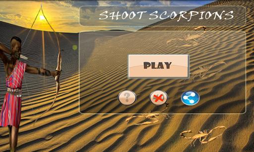 Shoot Scorpions