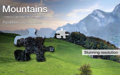 Mountain Jigsaw Puzzles Demo