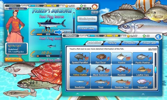 Fishing Superstars Apk