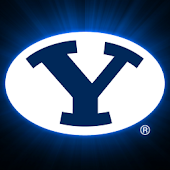 BYU Cougars Clock Widget
