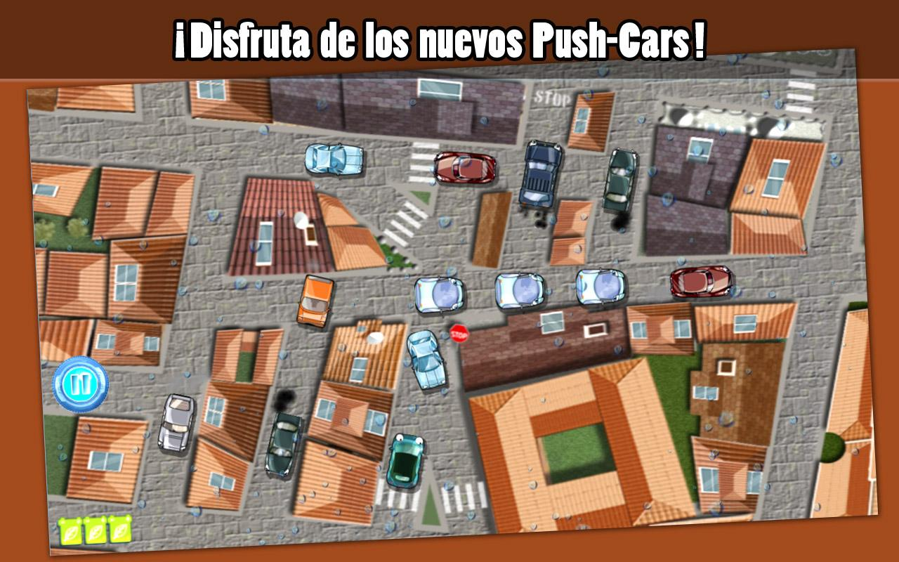 Push-Cars 2: On Europe Streets: captura de pantalla
