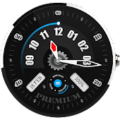 Military WatchFace For Moto360
