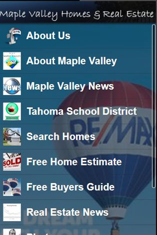 Maple Valley Homes