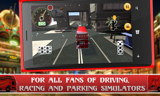 Christmas Bus Sim 3D