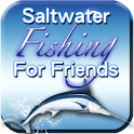 Saltwater Fishing For Friends icon