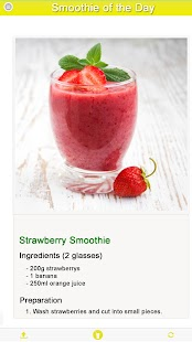 Smoothie Recipe of the Day- screenshot thumbnail