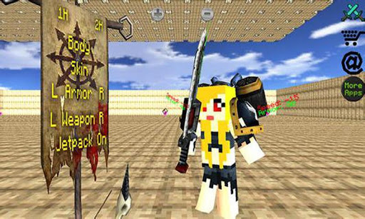 Medieval Crafting Combat 2014