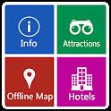 Bangkok Offline Guide icon