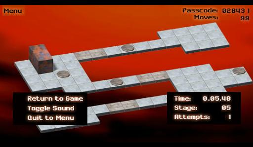 Bloxorz Block Puzzle 10.0 screenshots 3