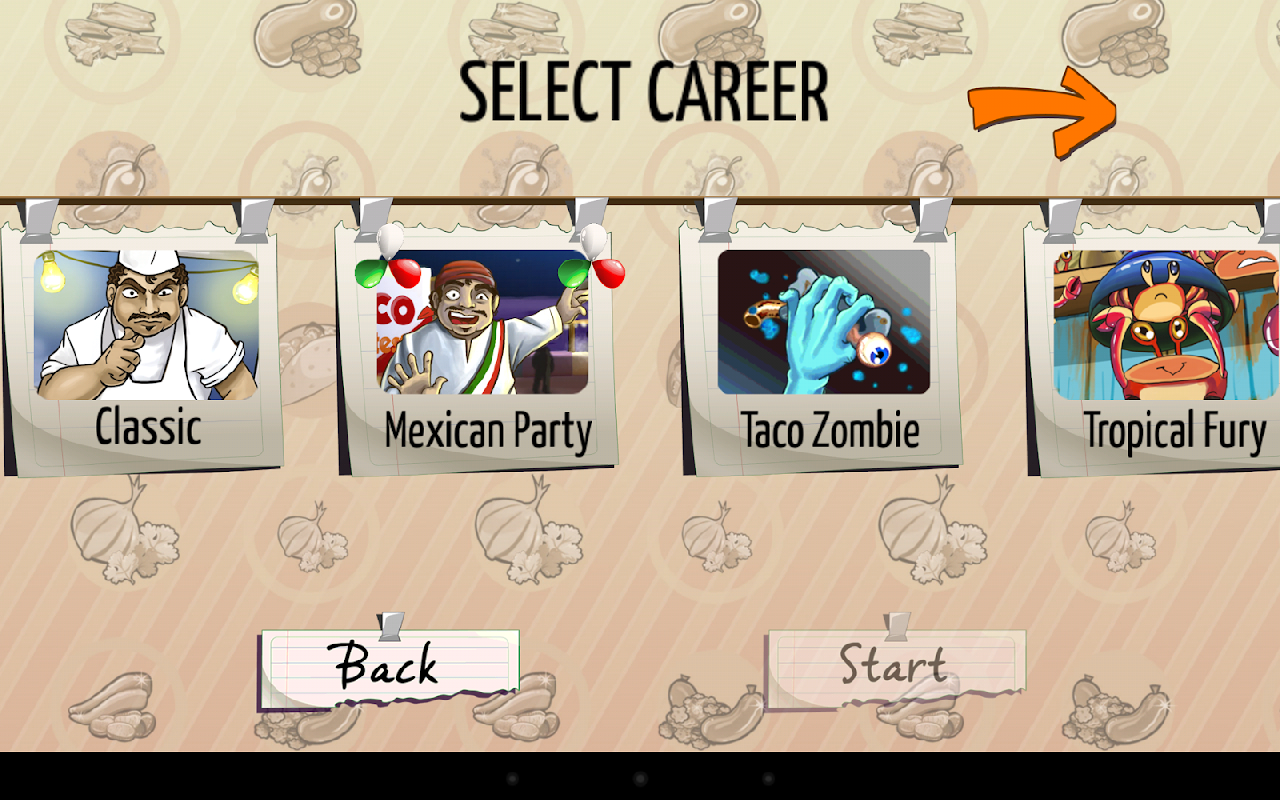 Taco Master - screenshot