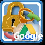 ぱすわ〜ど帳(SA)データ同期 Google Drive