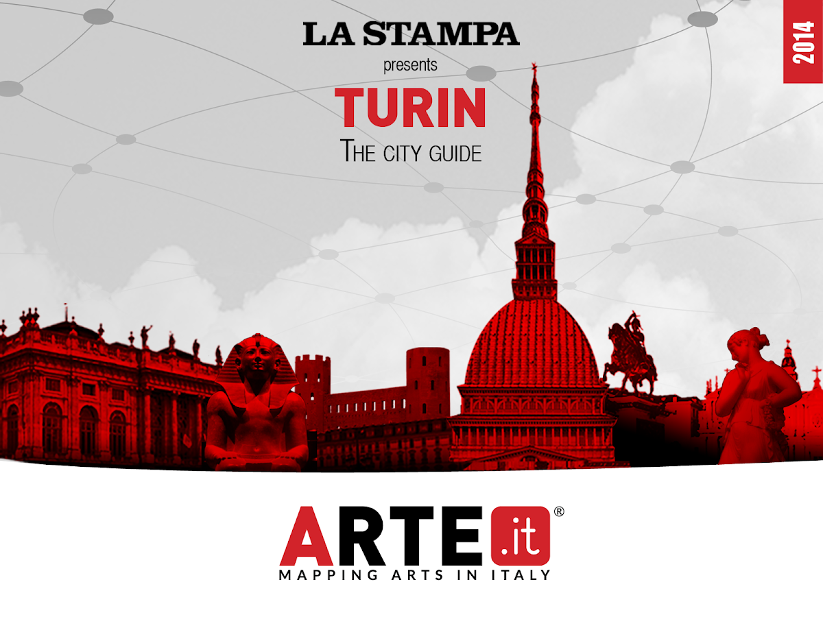 ARTE.it TURIN- screenshot