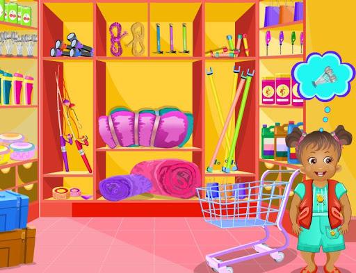 Baby Daisy Camping - Baby Game 1.0.0 screenshots 2