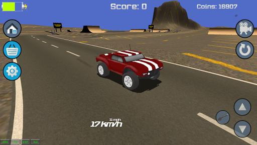 RC Car - Hill Racing Driving Simulator  screenshots 7