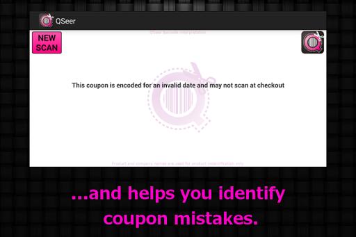 Download QSeer Coupon Reader MOD APK 4
