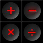 The Slick Black Calculator Fre