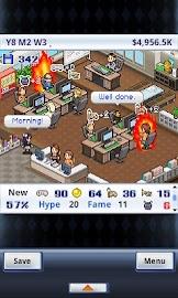 Game Dev Story Lite Screenshot 1