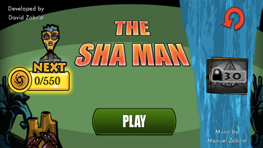 The Sha Man