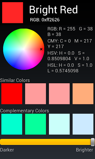 Color Scanner
