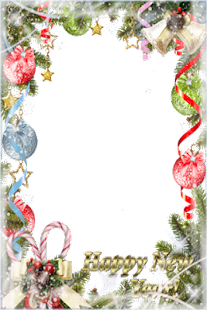 Christmas And New Year Frames - screenshot thumbnail