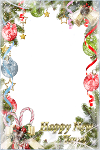 Christmas And New Year Frames - screenshot