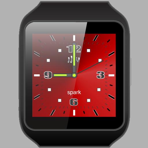 JJW Spark Premium Watchface AW