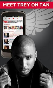 Trey Songz TheAngelNetwork TAN - screenshot thumbnail