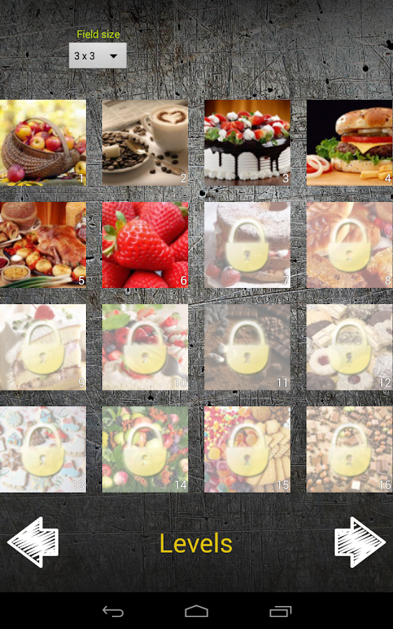 Picture Puzzle 2 in 1 - screenshot