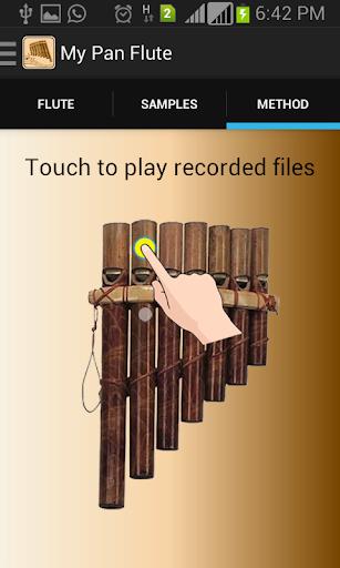 無料音乐Appの私のパンフルート 記事Game