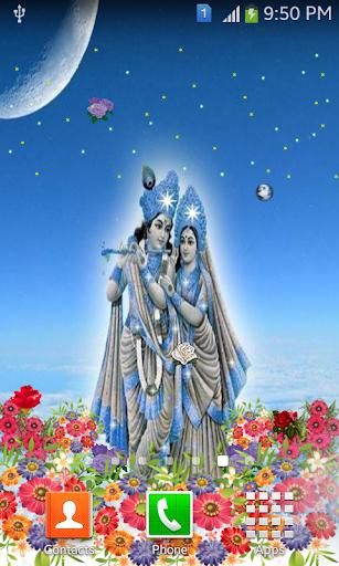 Radha Krishna LiveWallpaper