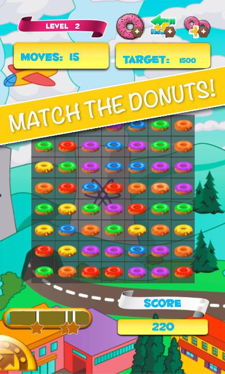 Donut Dash- screenshot