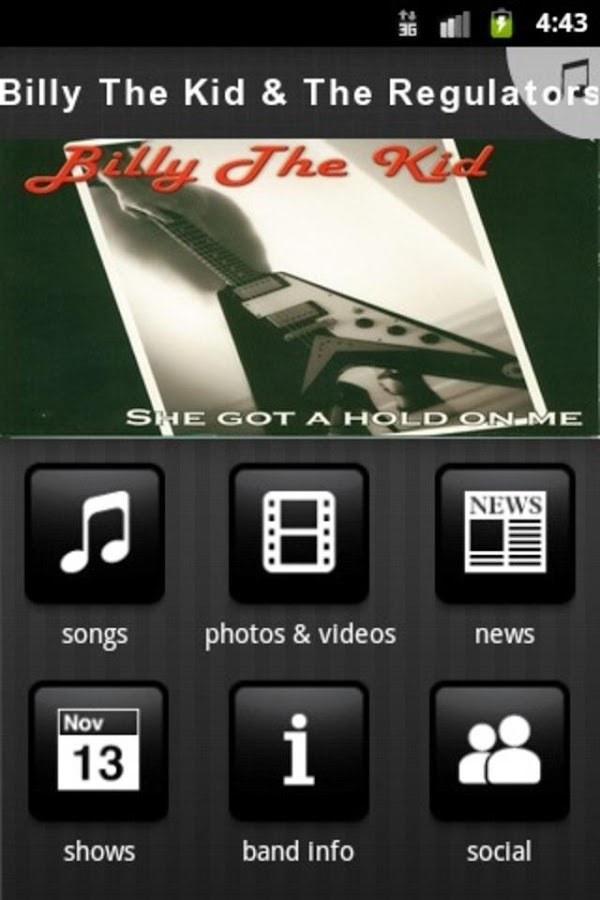 Billy The Kid & The Regulators- screenshot