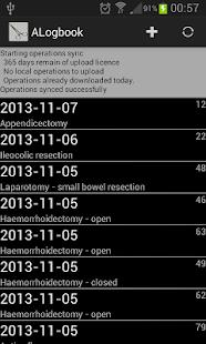 ELogbook - screenshot thumbnail