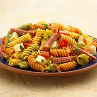 Antipasto-Style Pasta Salad.