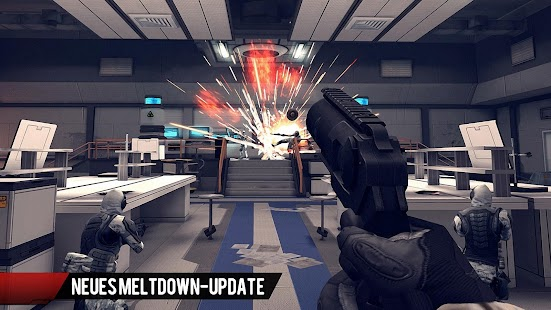 Modern Combat 4: Zero Hour Screenshot