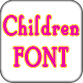 The Best Children Fonts Galaxy