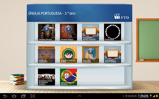 FTD Língua Portuguesa 3º