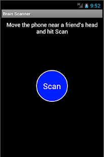 Brain Scanner Prank - screenshot thumbnail