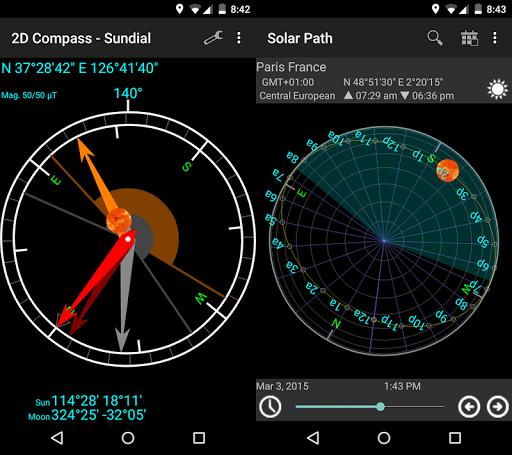 玩免費攝影APP|下載太陽と生活 - 太陽と月の位置 app不用錢|硬是要APP