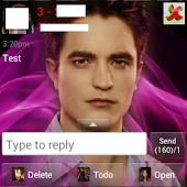 Gosms Pro Breaking Dawn Theme