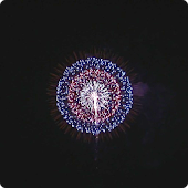 Fireworks Live Wallpaper HD 2