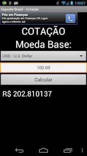 Imposto Brasil- screenshot thumbnail