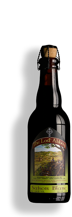 Logo of Lost Abbey Saison Blanc