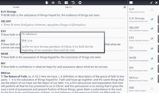 Cadre Bible - Bible Study App - screenshot thumbnail