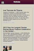 Screenshot of Los Tucanes de Tijuana