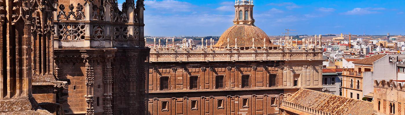 Apartamentos en el Centro de Sevilla-1