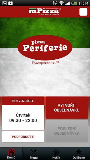 Pizzerie Periferie Kladno