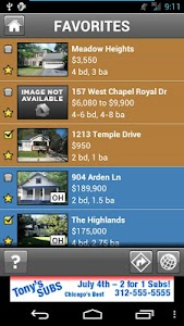 Home Search Demo screenshot 5