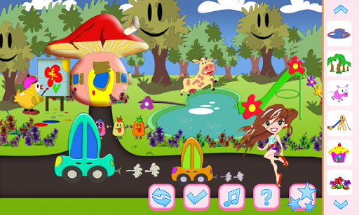 【免費休閒App】Magic Kids Playground-APP點子